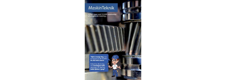 Nyt katalog til Parlock Maskinteknik