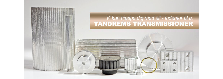 Tandrems transmissioner